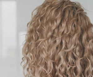 angel, blonde hair, and beauty image