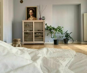 aesthetic, simple, and bedroom lovely image