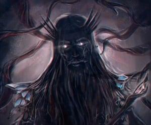creatures, supernatural, and dark image