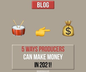 music, music production, and music producers image