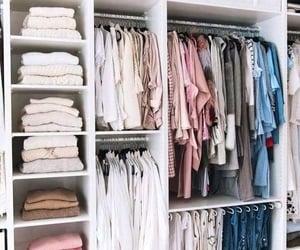 closet, organization, and organizacion image