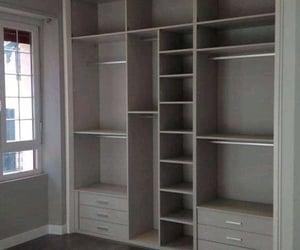 closet, organizacion, and decoracion image