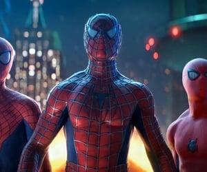 disney, Marvel, and spiderman image