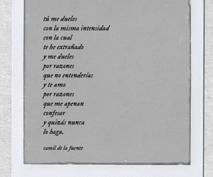 quote, writing, and poema image