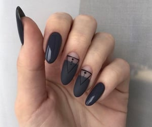 design, nail art, and nail salon image