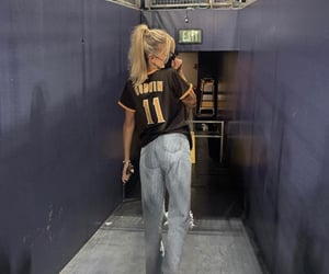 aesthetic, baseball, and blond image