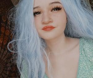 aesthetic, grunge, and scene hair image