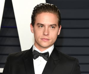 beauty, eyes, and dylan sprouse image