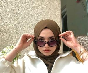 islam, modest, and hijab fashion image