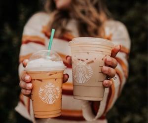 coffee, cozy, and Halloween image