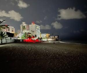 arena, playa, and paraiso image