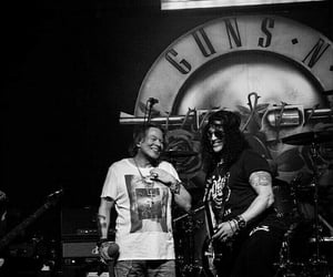 Appetite for Destruction, duff mckagan, and guns and roses image