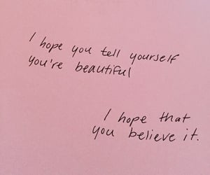 quotes, pink, and beautiful image