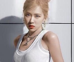 asian, korean, and lisa image