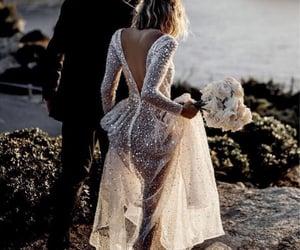 wedding, couple, and Relationship image