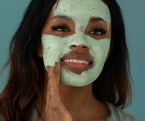 beauty tips, skin conditions, and skin types image