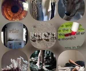 aesthetic, malia hale, and werecoyote image