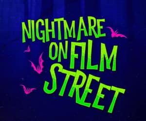 horror movie reviews, horror film review, and horror movie podcast image