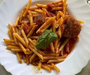 delicious, pasta, and tasty image