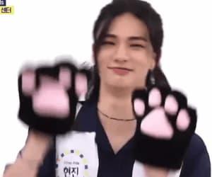 gif, hyunjin, and skz image