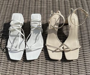 accessories, high heels, and style image