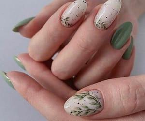 fashion, nails, and lookbook image