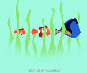 disney, finding nemo, and quotes image