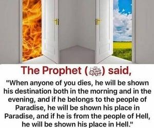 islam, pardise, and jannah image
