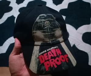 baseball hat, cap, and Death Proof image