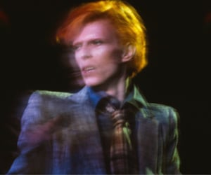 70s, bowie, and glam rock image