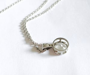 necklace, romantic, and etsy image