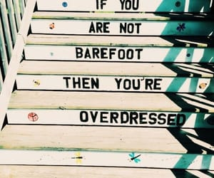 barefoot, stairs, and steps image