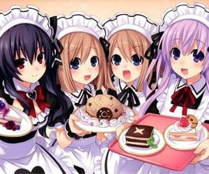 anime, kawaii, and anime girls image