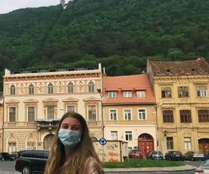 happiness, romania, and travel image