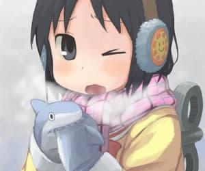 anime, kawaii, and robot image