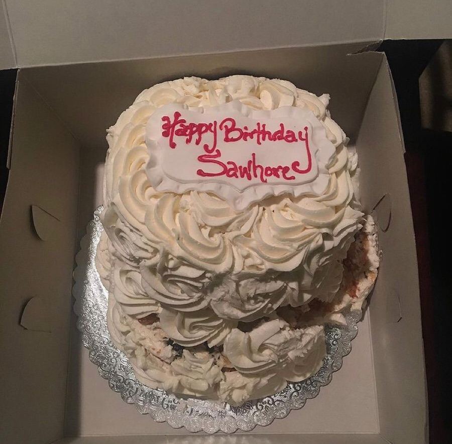 birthday, cake, and delicious image