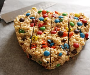 food, sweet, and m&m's image
