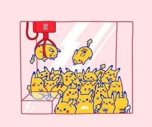 kawaii, pikachu, and phone wallpaper image