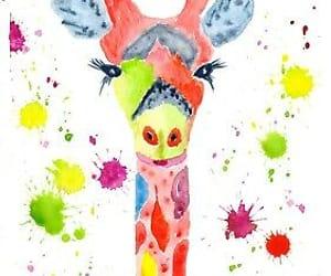 animal art, handmade art, and pop art style image