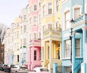 aesthetic, architecture, and pastel image