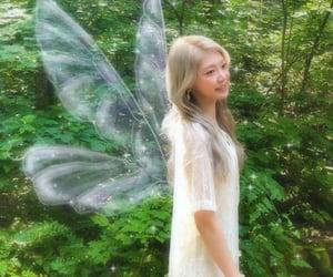 drain, kpop, and fairycore image