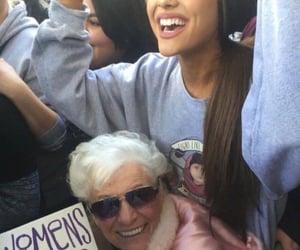 ariana grande, ariana, and feminism image