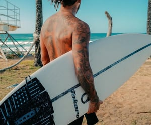 board, lifestyle, and surf image