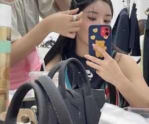 asian girl, kpop, and kwon eunbi image