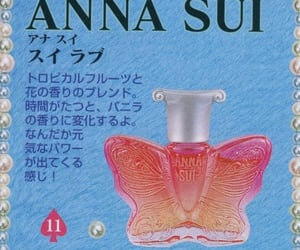 aesthetic, bottle, and Anna Sui image