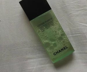 chanel, green, and asthetic image