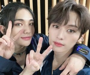korean, hyunsung, and minsung image