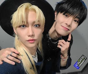asian, felix, and mnet image