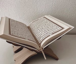 arabic, book, and holy image