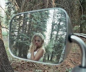 forest, lana del ray, and discover page image